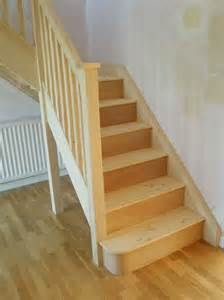 Stair Bull Nose by Staircase Traditional Style Handrails Stop Chamfered Balusters