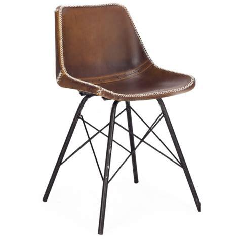 imagenes sillas vintage silla vintage trip 243 de cuero envejecido