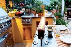 2018 outdoor kitchen costs average price to build an