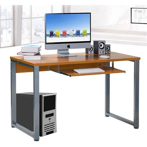 office desk with keyboard tray desk with keyboard tray whitevan