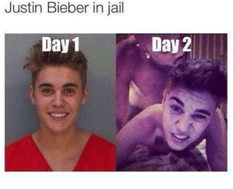 justin bieber quotev one day search jail meme memes on me me