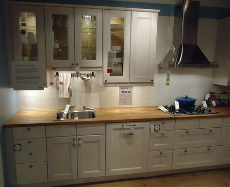 White Washed Oak Cabinets Pictures File Kitchen Design At A Store In Nj 5 Jpg Wikimedia Commons