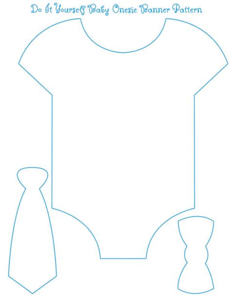 printable onesie banner baby boy shower games free printable onesie banner