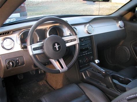 2006 Mustang Interior by 2006 Ford Mustang Interior Pictures Cargurus