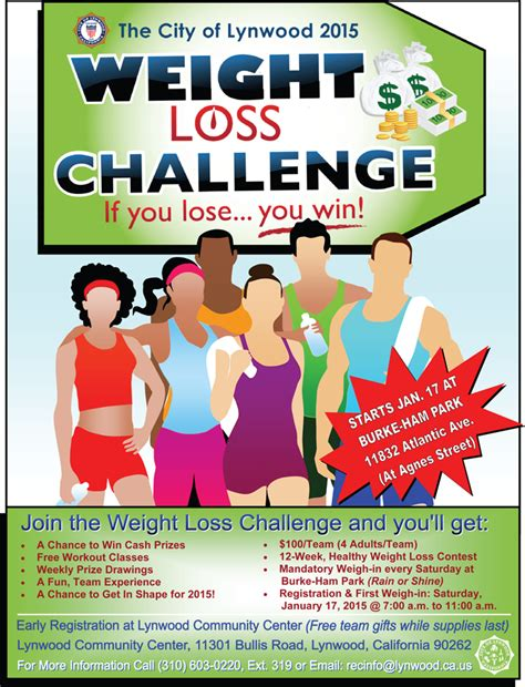 weight loss challenge flyer template energy clipart weight loss challenge pencil and in color