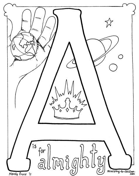 religious alphabet coloring pages bible alphabet coloring pages ministry to childrencom