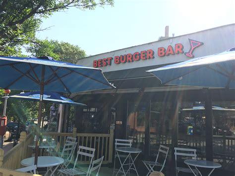 top bar burger brookline village has a new burger joint boston magazine
