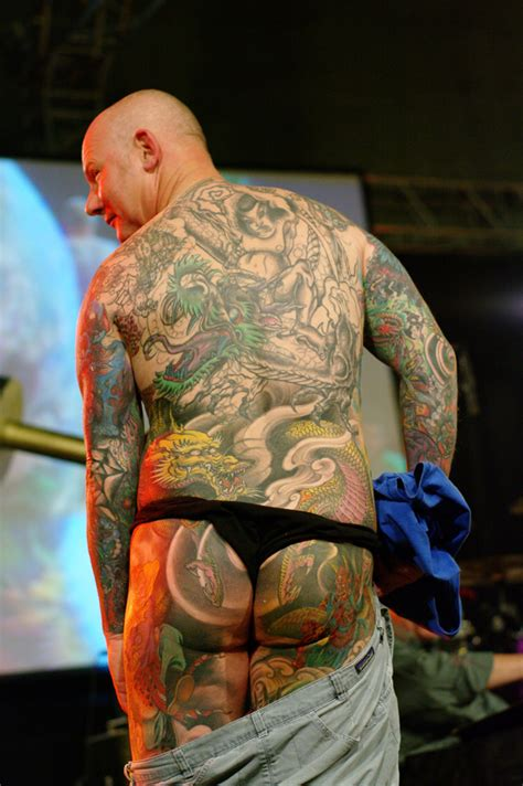 tattoo convention berlin tattoo convention berlin 2010 тату конвенция в берлине