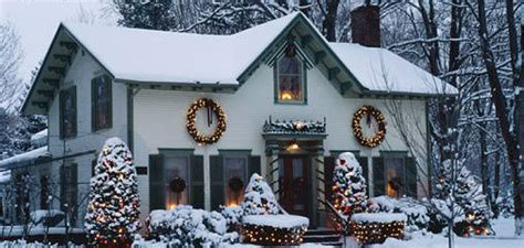happy christmas american decoration ideas interior