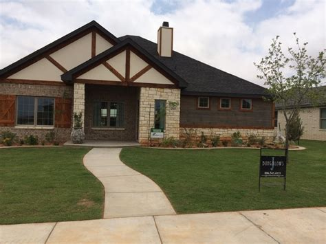 lubbock home builders 2014 lubbock parade of homes contemporary other by