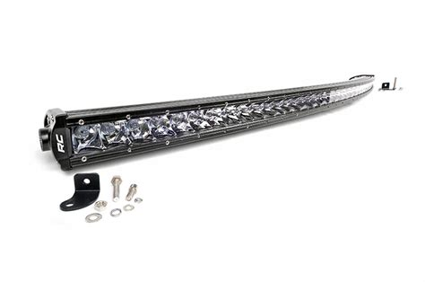 Rough Country 72750 50 Inch Single Row Curved Cree Led Country Led Light Bar