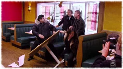 Kitchen Nightmares Fight Vic Almost Gets His Kicked By Don On Kitchen