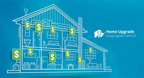 home upgrades energy upgrade california rebates incentives savings
