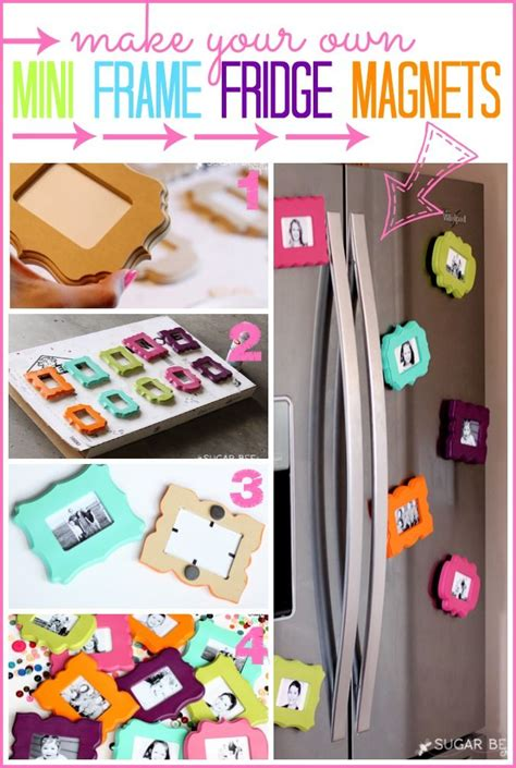 Handmade Fridge Magnets Ideas - 95 best images about fridge magnet ideas on
