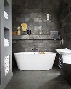 Stone grey bathroom ideas
