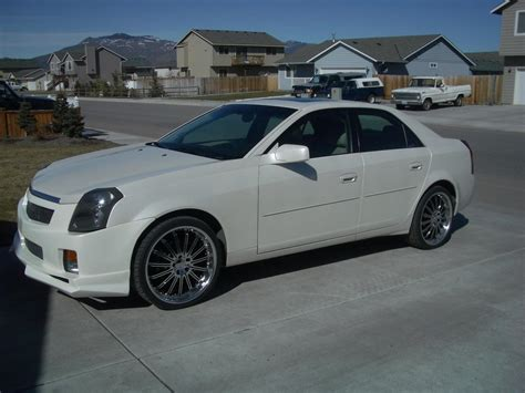 Cadillac 2005 Cts by Bcaman 2005 Cadillac Cts Specs Photos Modification Info
