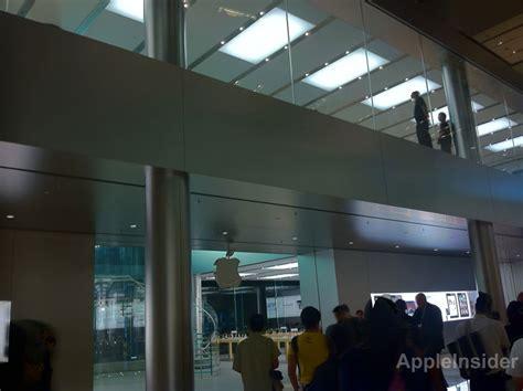 Laptop Apple Di Hongkong ecco le prime immagini dell apple store di hong kong il