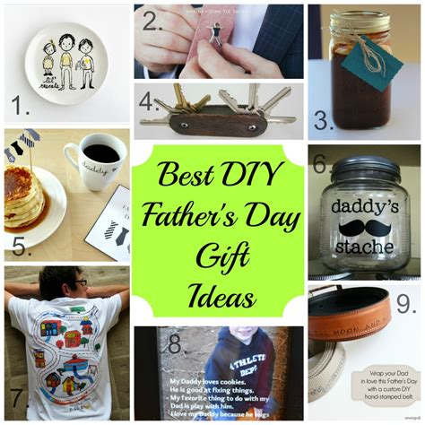 Handmade Fathers Day Gift Ideas - best diy father s day gift ideas adventures of an