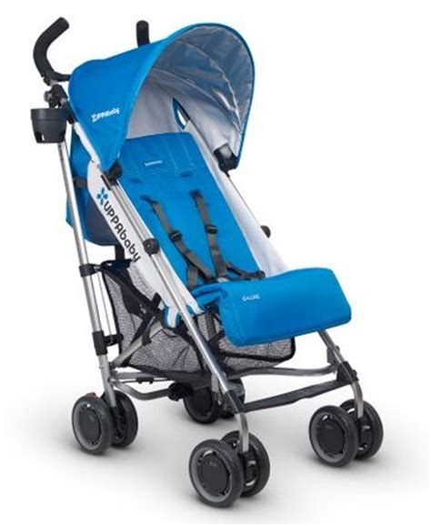 Gb Stroller 008 Q Fold Blue uppababy g luxe 2016 stroller in stock free shipping