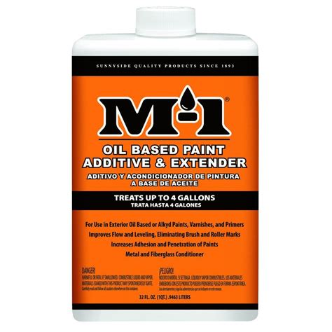 M 1 1 Qt Based Paint Additive And Extender 70232m
