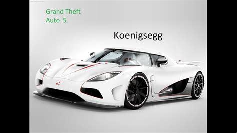koenigsegg entity xf gta v entity xf koenigsegg voiture sportive