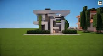 Modern Houses Minecraft 13 215 13 Modern House Tutorial Minecraft Building Inc