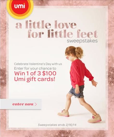 I Love Shoes Sweepstakes - umi s valentine s day a little love for little feet sweepstakes momma in