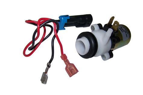 crown automotive 36001132 windshield washer fluid pump for crown automotive 4778347 windshield washer fluid pump for 97 06 jeep wrangler tj unlimited