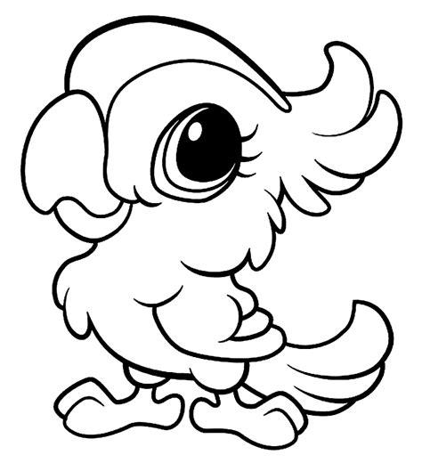 wallpaper kartun burung hantu mewarnai gambar burung lucu untuk anak paud dan tk