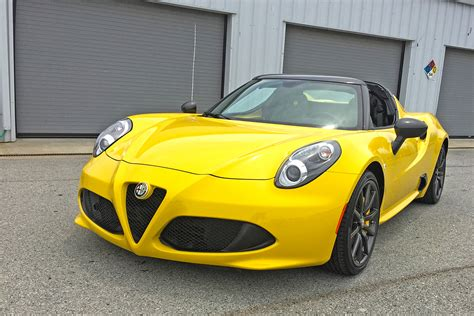 miata alfa romeo which to choose alfa romeo 4c spider or mazda mx 5 miata