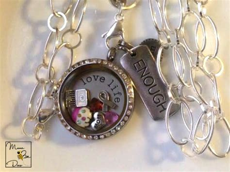 Origami Owl Locket Necklace - why my origami owl living locket necklace means so much to