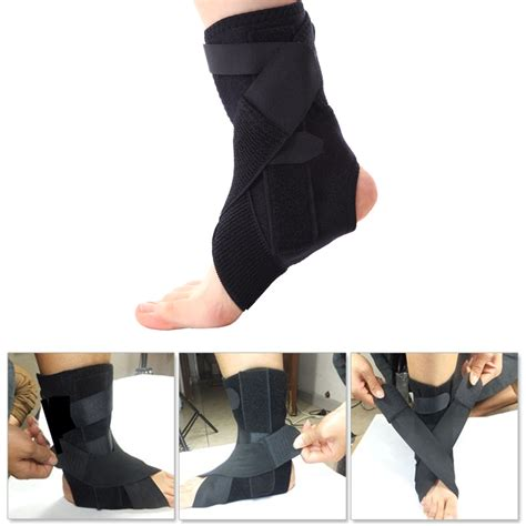 E Ankle Brace E An001 New adjustable foot drop orthotic correction ankle plantar