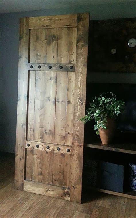 brace barn door sliding wooden door barn door