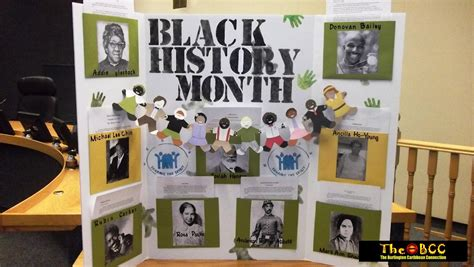 ideas for black history month at church