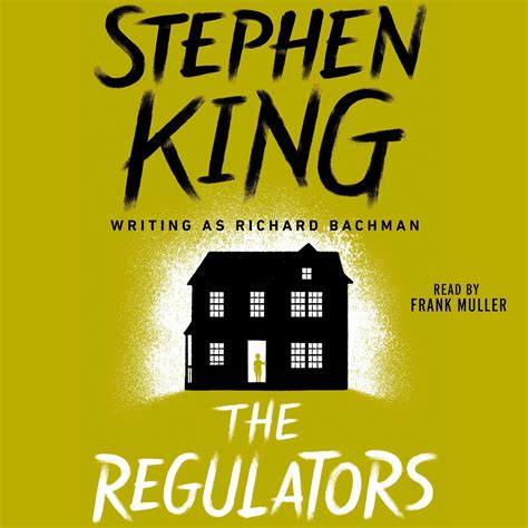 the regulators download the regulators audiobook by stephen king read by frank muller for just 5 95