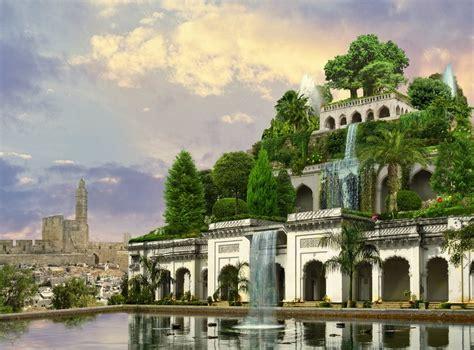 giardini pensili foto storia giardini pensili di babilonia curiosit 224