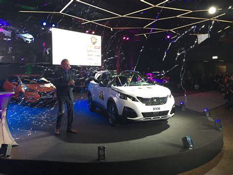 peugeot 3008 cars peugeot 3008 wins car of the year 2017 by car magazine