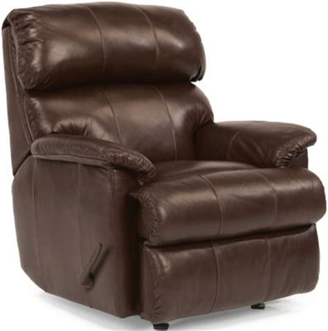 leather rocker recliner chairs recliner chair homemakers flexsteel chicago 100 leather rocker recliner