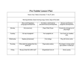 creative curriculum blank lesson plan wcc pre toddler