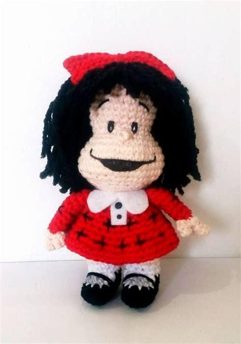 mafalda 7 mafalda mafalda en crochet mafalda amigurumi crochet tejidos de punto 395210 patrones amigurumi 14