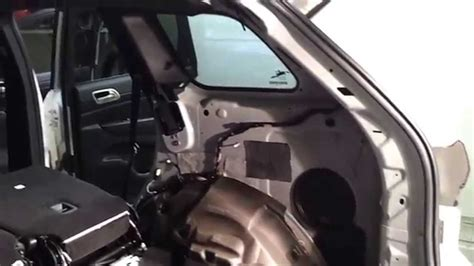 jeep grand avalanche 2014 jeep grand oem backup install