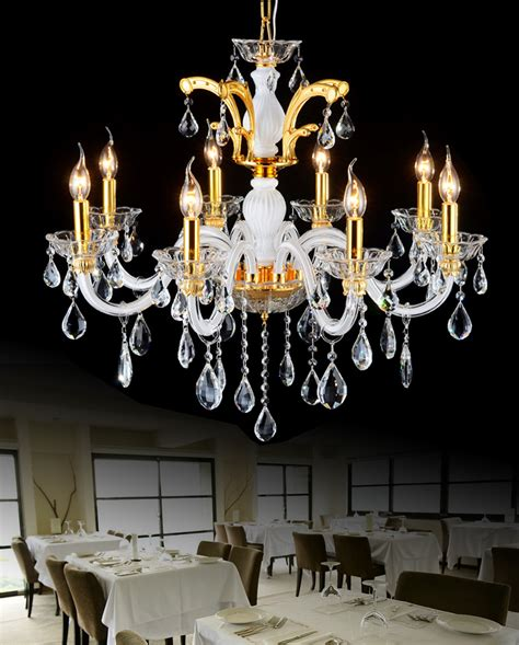 dining room chandeliers chandelier with 8 lights modern crystal chandelier dining