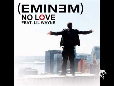 no love remix eminem feat lil wayne haddaway no love vs what is love
