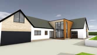Open Concept Bungalow House Plans Bungalow Extension Ideas In Wakefield Transform