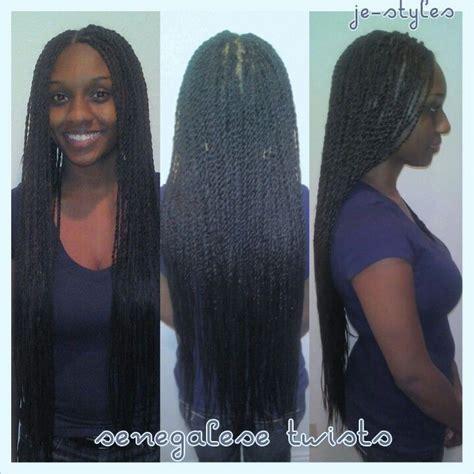 best kanekalon hair for senegalese twists senegalese twists w kanekalon hair je styles pinterest