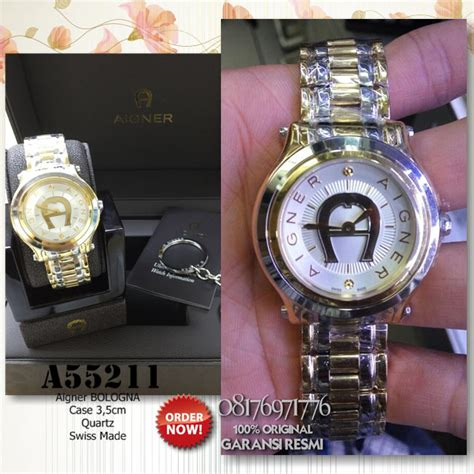 Promo Jam Tangan Expedition 6371 Wanita Silver Gold Original promo jam tangan aigner a55211 original swiss made