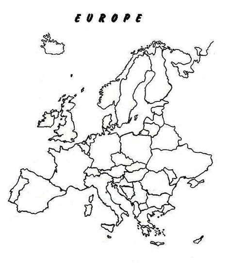 physical map of europe blank free coloring pages of world physical map
