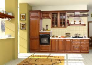 Kitchen Ideas With Cabinets by Kitchen Cabinet Designs 13 Photos Kerala Home Design