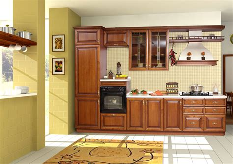 Designs Of Kitchen Cabinets | kitchen cabinet designs 13 photos kerala home design
