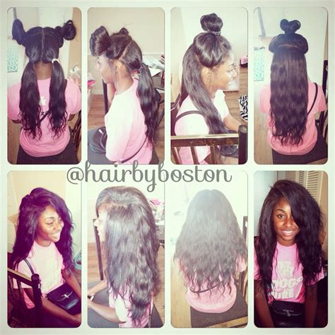 three way sewin hair 3 part flip over method vixen sew in girl who did